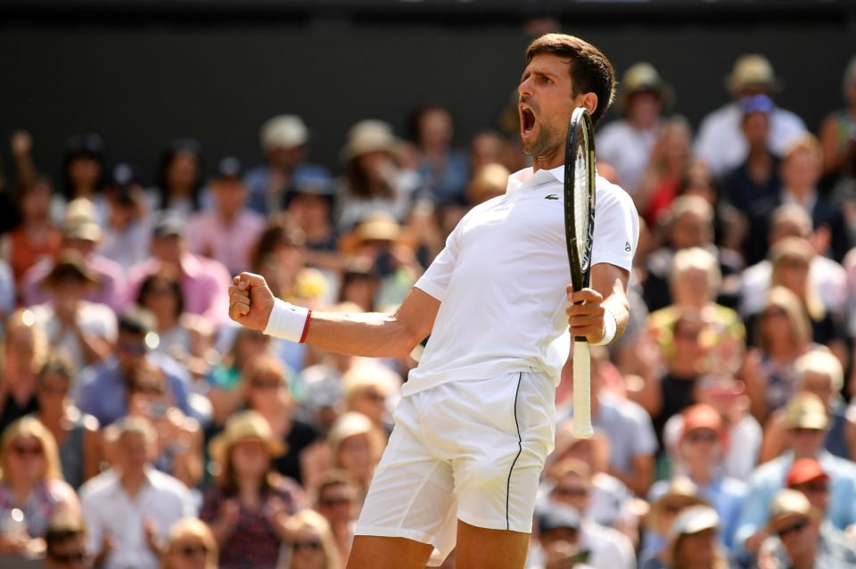 Djokovic Wimbledon Final