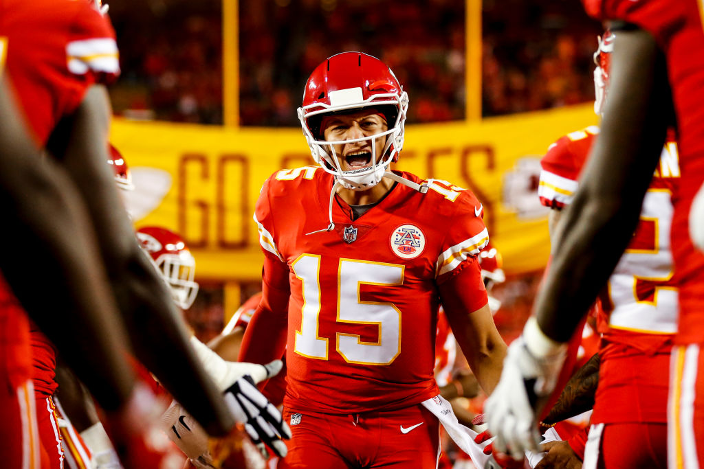 Patrick Mahomes is the favourite in the betting to win back-to-back NFL MVP titles.