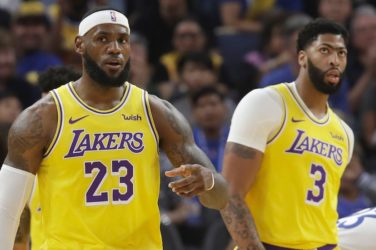 LeBron James & Anthony Davis for Los Angeles Lakers - NBA Betting Preview