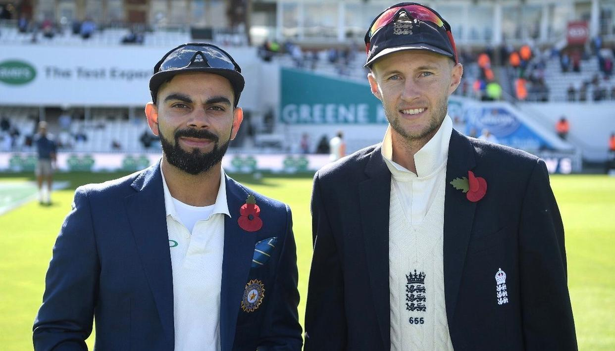 England India Test Series Preview